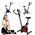 Stationary Indoor Cycling Machine Exercise Bike Home Gym Cardio Workout
