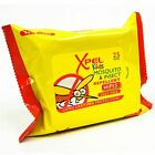 Xpel Kids 25 Mosquito & Insect Repellent Wipes Deet Free Bug Bite Protection