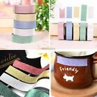 10pcs Glitter Washi Paper Adhesive Tape DIY Craft Sticker Masking Decor AU