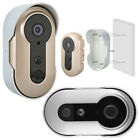 Wireless Door Bell  Video Camera IR Night Vision iPhone Android WiFi Doorbell CA