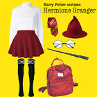 WIZARD FANCY DRESS COSTUME TIE HAT HARRY POTTER GLASSES ACCESSORIES MAGIC WAND