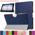 Magnetic Leather Case Stand Cover Shell For Acer Iconia One 10 B3-A40 10.1 inch