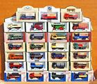 LLEDO DIECAST MODELS - COLLECTION OF STEAM WAG0NS  - CHOOSE FROM LIST - LOT S