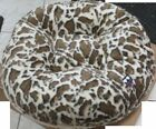 Bessie and Barnie Bagel Giraffe Dog Bed