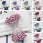 430pc/lot Artificial Flower Stamen Wire Stem DIY Wreath Wedding Party Home Decor
