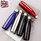 1L Insulated Stainless Steel Water Vacuum Bottle Flask Double-walled Sport Cup