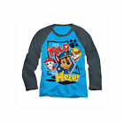 NWT ☀PAW PATROL☀ Boys LONG SLEEVE  t-shirt YELP FOR HELP  New 4T