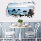 3D Sea Stones 074 Wall Murals Wall Stickers Decal Breakthrough AJ WALLPAPER AU