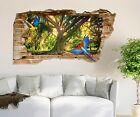 3D Tree Birds 112 Wall Murals Wall Stickers Decal Breakthrough AJ WALLPAPER AU