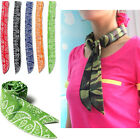 Cooler Scarf Refreshing Neck Towel Body Ice Cool Cooling Wrap Tie Headband New