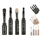 Multi-function folding makeup brush top four professional br