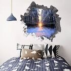 3D Winter Forest 27 Wall Murals Wall Stickers Decal Breakthrough AJ WALLPAPER AU