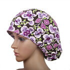 Womens/Mens Doctor/Nurse Printed Cap Scrub Surgery Medical Surgical Hat/Cap