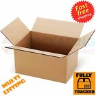 "MEDIUM S/W CARDBOARD POSTAL MAILING BOXES 18x12x12"" SINGLE WALL"