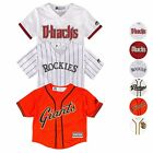 MLB Majestic Home Away Alt Replica Cool Base Team Jersey Infant SZ 12-24 Months