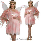 CL495 Fairy Maternity Mommy to Be Pregnant Mummy God Mother Fancy Dress Costume