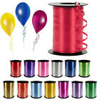 500M Balloon Colour Curling Ribbon Wedding Birthday Craft Party Wrapping Roll