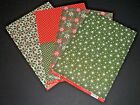 A4 Christmas Card Stock ( Choice of 4 Different Designs)