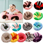 Soft Cute Colorful Unique Baby Support Seat Car Pillow Cushion Sofa Plush Toys