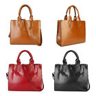 Women Ladies Genuine Leather Bag Handbag Purse Messenger Shoulder Crossbody Tote