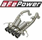 aFe Power MACH Force-Xp Axle-Back Exhaust System w/Carbon-Fiber Tips 49-34056-C