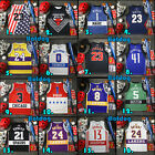 NEW Basketball Top NBA Jersey Men Lady Adult Baby Child Youth Vest Sport Clothes