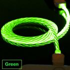 3.3ft Visible LED Light UP USB-C Type-C Phone Data Sync & Charging Cable Cord