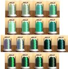 Hemingworth Embroidery Thread-TEAL GREENS-On This Page-Convenient Color Families