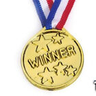 Children Gold Winners Plastic Winner Medals Game Toys Prizes Awards Kids Party
