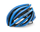 GIRO AEON Wide Fit Road Cycling Helmet - Blue [M:55-59. L:59-63cm]
