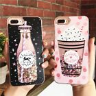 Luxury Ultra Thin Slim Silicone TPU Soft Case Cover For Apple iPhone 6 7/7 Plus