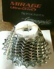 NOS NIB CAMPAGNOLO MIRAGE ULTRA DRIVE 10 SPEED CASSETTE