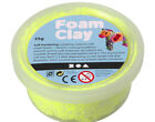 35g Pots of Foam Clay for Kids & Adults Modelling Crafts