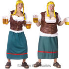 CL112 Mens Bavarian Beauty Beer Girl Male Oktoberfest Costume with Beer Tap Bust