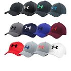 Under Armour Blitzing II Stretch Fit Baseball Cap | Lightweight Golf Gym Fitness