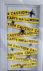 Boarded Looking Door Covers & Window Covers Haunted House Halloween Party Decor