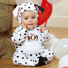Disney 101 Dalmations Patch All-In-One Fancy Dress 3 - 24 Months