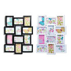 Multi Aperture Photo Frame Collages Picture Frame Hold 12 x 6''X4'' Photos Decor