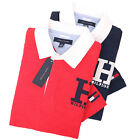 Tommy Hilfiger Men's Short Sleeve Classic Fit Logo Polo Shirt - $0 Free Ship