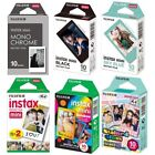 FujiFilm Instax Color Instant Film for Fuji Mini 9 8 7 7s 10 25 50s 25 300 US