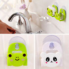 Lovely Cartoon Holder Suction Cup Dish Cloth Sponge Storage Rack Home Decor