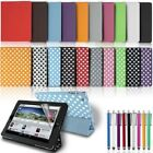 Kyпить Luxury Magnetic Smart Polka Flip Cover Stand Wallet Leather Case For iPad 2 3 4 на еВаy.соm