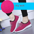 Womens Ladies Athletic Breathable Sneakers Comfort Running Trainers Fitness Shoe