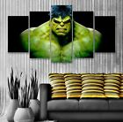 The Hulk Movie 5 Panel Canvas, Avengers, Wall Art, Picture, Painting, Print #138