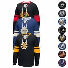"NHL CCM Throwback  ""Drop the Puck"" Team Applique Long Sleeve Sweatshirt Men's $31.99 USD on eBay"