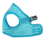 Puppia - Dog Puppy Harness Soft Vest - Dotty - Blue - S, M, L