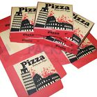 "Pizza Boxes Takeaway Fast Food Cake Packaging White Colour Size Range 7-16"" INCH"