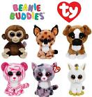 NEW TY Beanie Buddies Collection 24cm Plush Teddies, Collectible Soft Toys