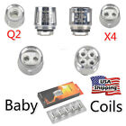 US Stock ! BABY Smok TFV8 BIG Cloud Beast Replacement Coil V8 - Q2 X4 T6 T8 Lot