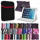 360 Rotating Magnetic PU Leather Case Cover+Tablet Sleeve For iPad Air 5 5th Gen